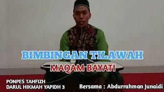 Download Bimbingan Tilawah Maqam Bayati, Surat Al-Muzzammil