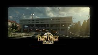 Euro Truck Simulator 2  Как создать профиль, и пройти обучение