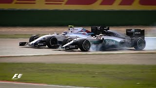 2016 Chinese Grand Prix: Highlights