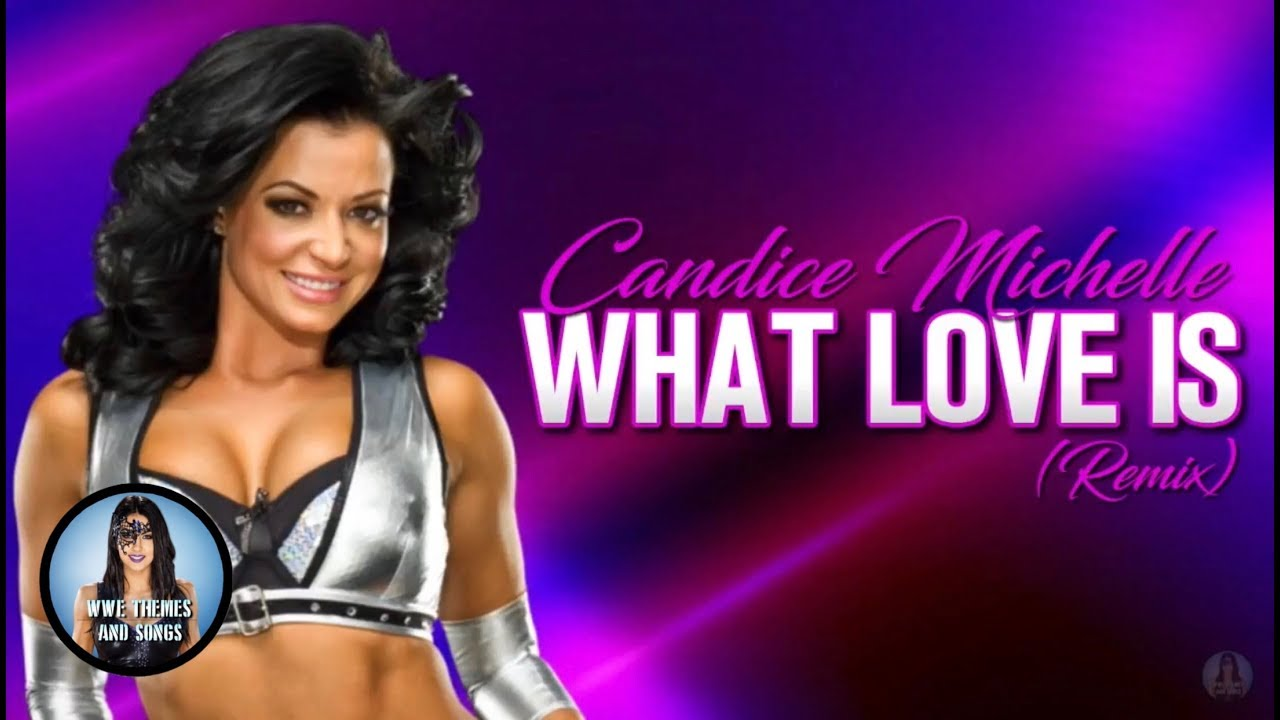 Candice Michelle Hardcore Porn Delightful candice michelle - what love is [v2] (official theme) - youtube