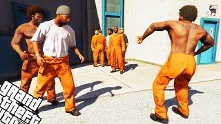 Prison Life | Gta 5 Mod Showcase
