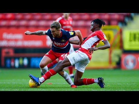 iFollow Rovers | Charlton Athletic 2 Rovers 0