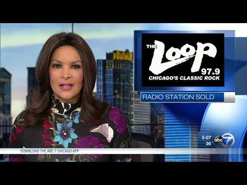 WLUP-FM 'The Loop' sold to Christian music broadcaster