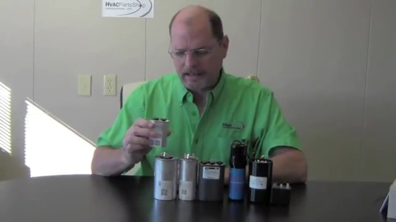 What Is The Difference Between 370 Vac And 440 Vac Capacitors