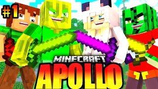 Minecraft APOLLO