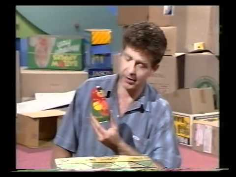 Play School - Philip and Noni - what's in the box