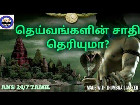 தெய்வங்களின் சாதி தெரியுமா? | God of caste | Tamil nadu  people | caste history | details