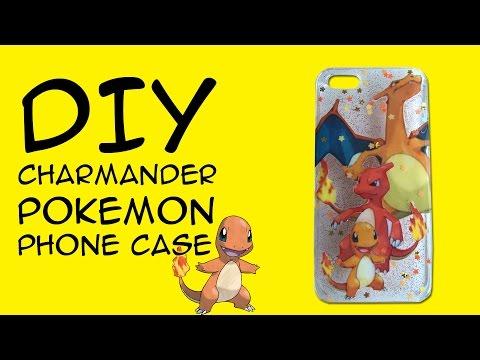 DIY Pokemon Charmander Evolution Resin Phone Case: (for Pokemon Fans) Crafty McFangirl