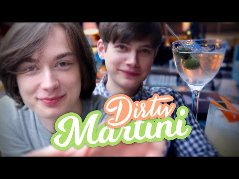 [VLOG] Dirty Martini - Couple Spends A Nice Day Together