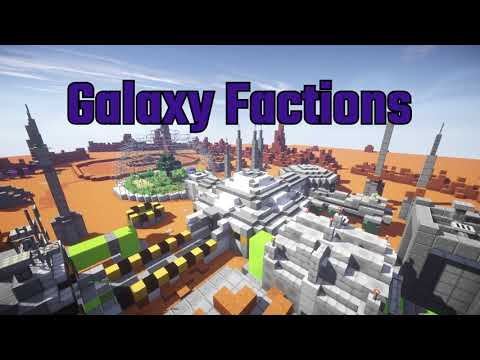 Galaxy Factions Trailer