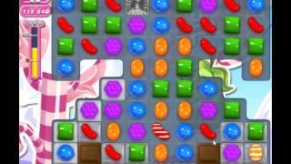 Candy Crush Saga - Level 496 - No Boosters