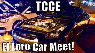 Twin Cities Car Enthusiasts: El Loro Car Meet, March 2018!