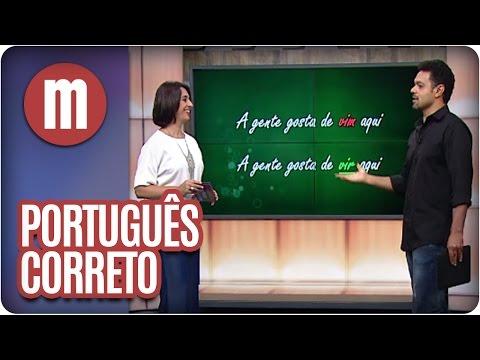 Mulheres - Erros Comuns Da Língua Portuguesa (29/03/16)