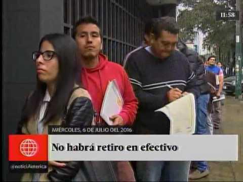 América Noticias: [TITULARES MEDIODIA 06/07/16]