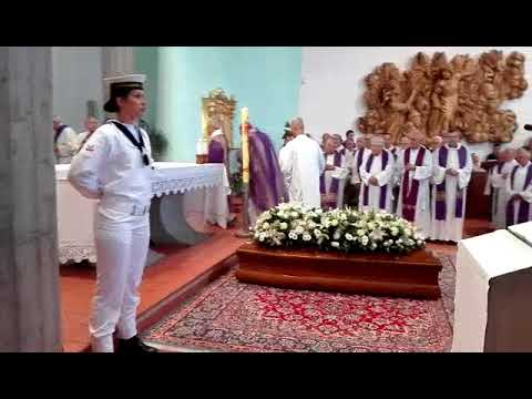 Giulianova, funerale Don Ennio Lucantoni