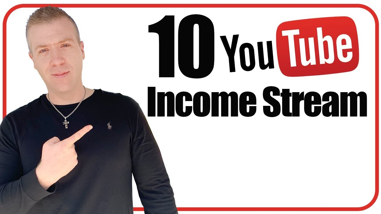 10 Youtube Income Streams For Real Estate Professionals