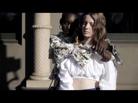 Melbourne Fashion Week 2017 Campaign