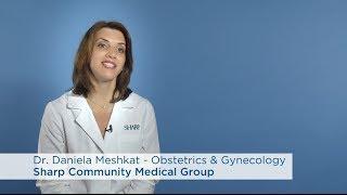 Dr. Daniela Meshkat, Obstetrics/Gynecology