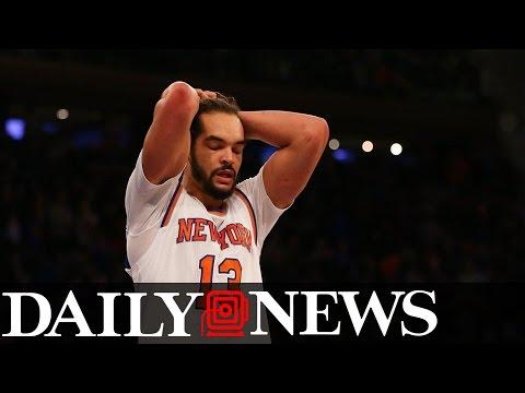 Joakim Noah Suspended 20 Games For Violating NBA Anti Drug Rules