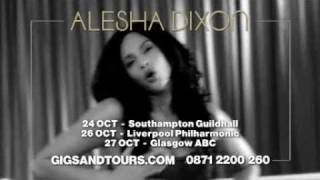 ALESHA DIXON announces UK headline tour!