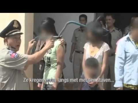 Yolanthe Ziet Kinderprostitutie Met Eigen Ogen