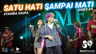 Download Syahiba Saufa feat. James AP - Satu Hati Sampai Mati (Official Music Video)
