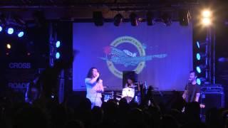 Marky Ramone's Blitzkrieg & Andrew W.K. live in Rome [HD 720p]