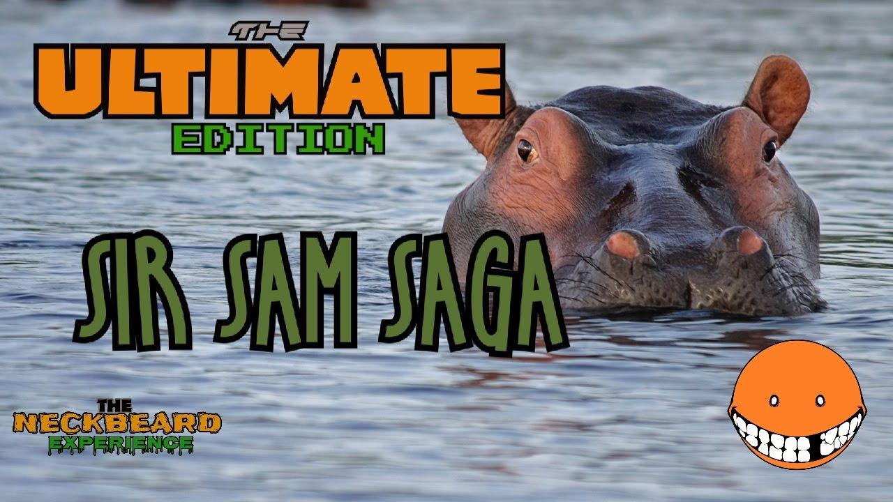 The Ultimate Edition of the Sir Sam Saga