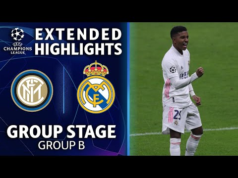 Inter Milan vs. Real Madrid: Extended Highlights | UCL on CBS Sports