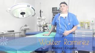 Dr Walter Gonzalo Ramirez Pardo