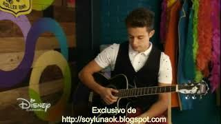 Soy Luna 3 - Matteo Toca La Guitarra y Luna Lo Ve (Capítulo 34)