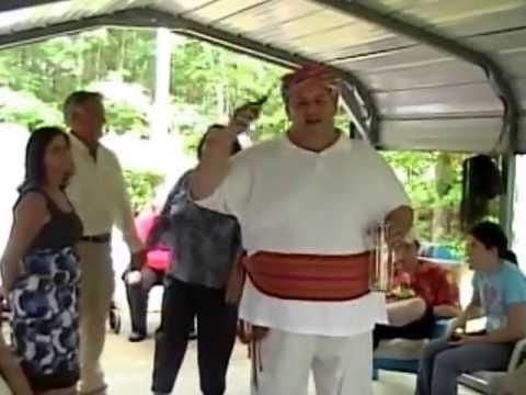 Traditional Cherokee Wedding Ceremony Youtube