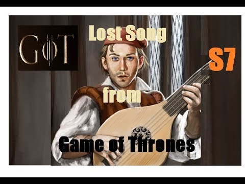 A Song Of Ice And Fire Song: Deremond - G.R.R. George Martin Poem, Game Of Thrones Music