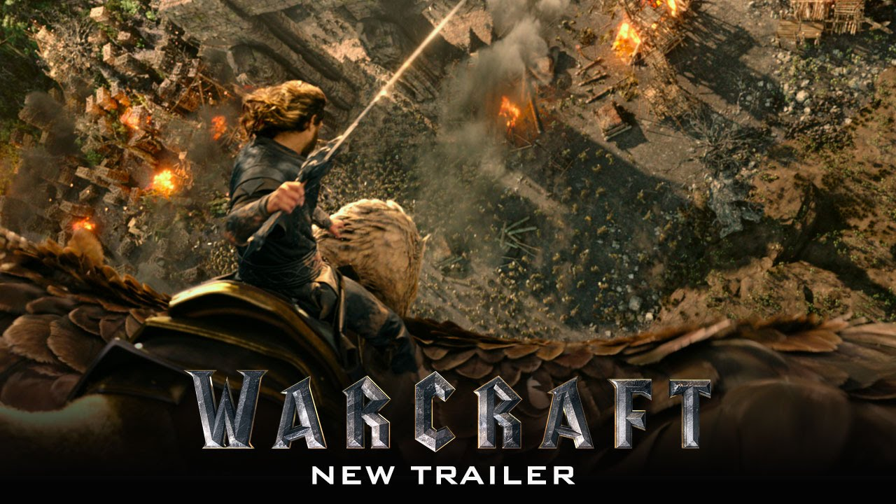 Warcraft Trailer 2 Hd Youtube