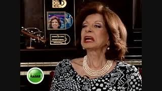 Reviva la última entrevista que Helenita Vargas le concedió a El Radar
