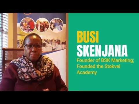 Fearless Woman Interview with  Busi Skenjana by Matoyana Media