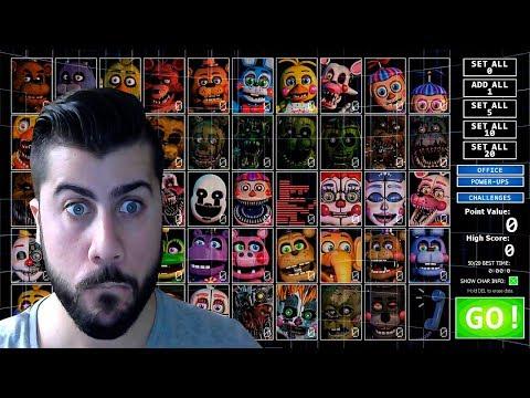 Ya está aqui !! Demo Ultimate Custom Night Five Nights At Freddy's   Fnaf   Scott Cawthon