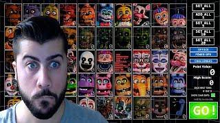 Ya está aqui !! Demo Ultimate Custom Night Five Nights At Freddy's | Fnaf | Scott Cawthon