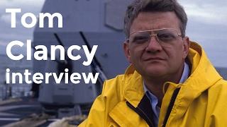 Tom Clancy interview on Jack Ryan (2000)