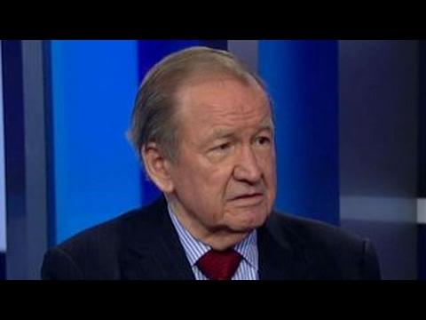 Pat Buchanan takes on the 'deep state' agitators