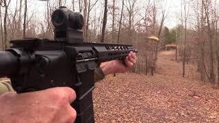 Ruger AR556 MPR Range 2