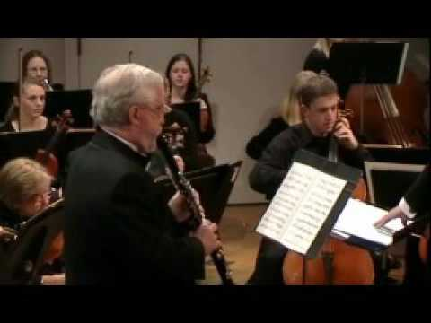 Clarinet Concerto No. 3 in Bb Major / Bernhard Crusell