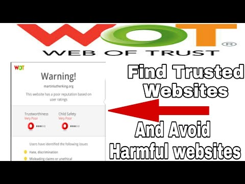 How To Find Trusted And Useful Websites While Surfing On Internet|Best Tool!!!