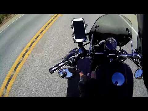 Ride With Hartley 54.0  - Adventure to Big Sur Part 1