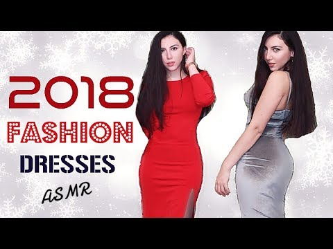 DRESS TO IMPRESS - ASMR Fashion Try on Haul Rosegal