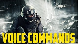 Voice Commands (SWAT 4)