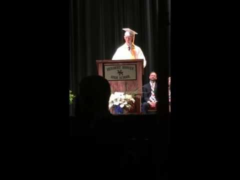 High School Funny Graduation Speech HHHS