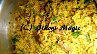 Beef Pilau Recipe -How to Make Beef Pilau - Jikoni Magic