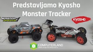 Predstavljamo Kyosho Monster Tracker