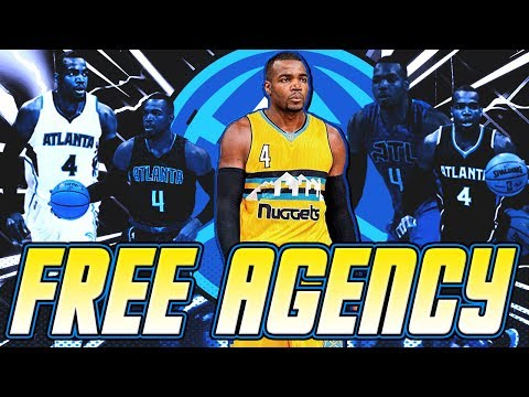 PAUL MILLSAP SIGNS WITH THE DENVER NUGGETS???, NBA FREE AGENCY PREDICTIONS, NUGGETS PLAYOFF BOUND???